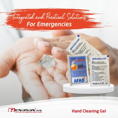 Antibacterial (Disinfectant) Gels Single Use