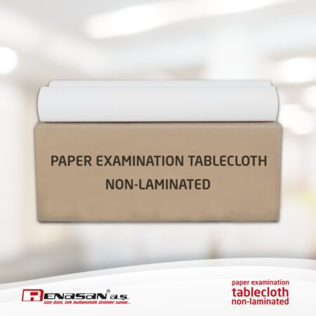 Paper Couch Cover Roll - Paper Examination Table Cover without PE Lamination